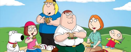 family guy it takes a villa - Family Guy – It Takes a Village Idiot, and I Married One