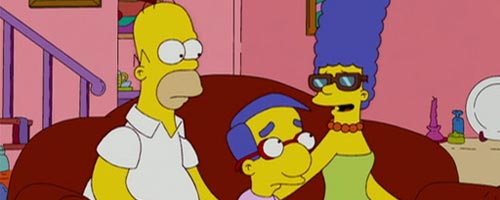 simpsons1906 - The Simpsons – Little Orphan Millie (19.06)