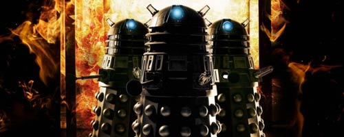 doctor who 305 - Doctor Who – Evolution of the Daleks / DGM Dalek génétiquement modifié (3.05)