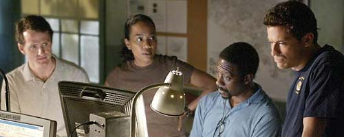 The Wire - Time After Time / Un nouveau Baltimore (3.01)