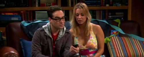 bigbangtheory116 - The Big Bang Theory – The Peanut Reaction (1.16)