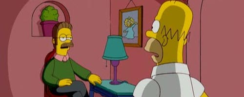 the simpsons 2001 - The Simpsons – Sex, Pies and Idiot Scrapes (20.01)