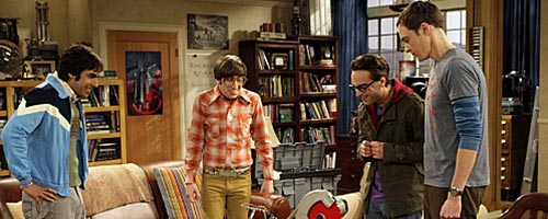 The big bang theory – The Killer Robot Instability (2.12)