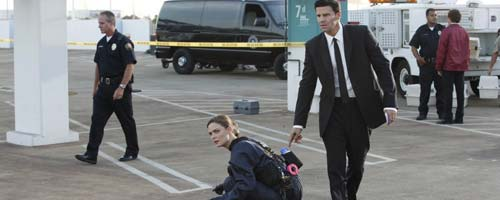 Bones – The Bond in the boot (5.02)