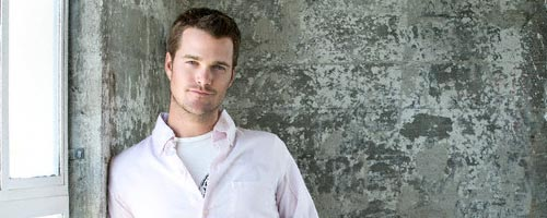 Portrait : Chris O'Donnell
