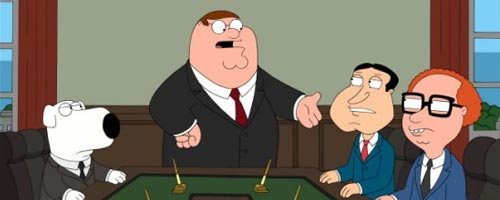 Family Guy - Business Guy (8.09)