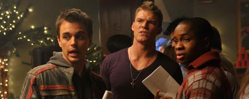 Blue Mountain State - It's Called Hazing, Look It Up (1.01)