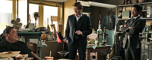 The Mentalist - Blood In, Blood Out (2.14)