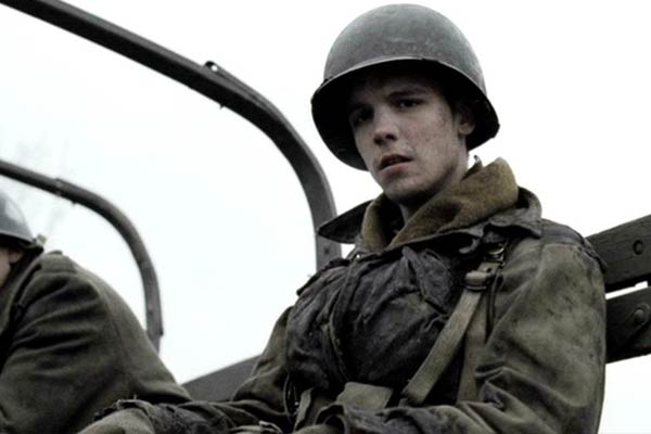 Andrew Lee Potts dans Band of Brothers