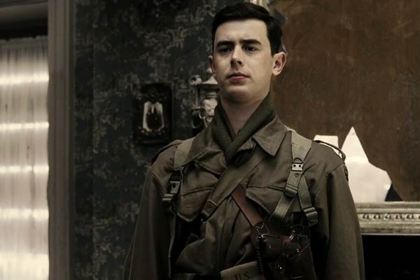 Colin Hanks dans Band of Brothers