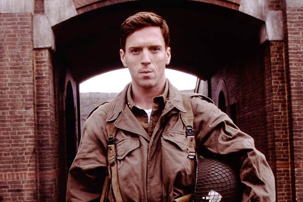 Damian Lewis dans Band of Brothers