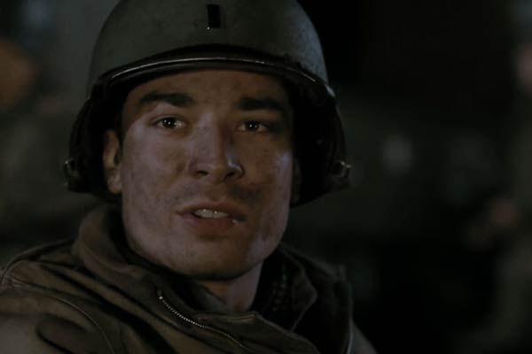 Jimmy Fallon dans Band of Brothers