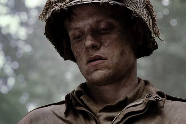 Marc Warren dans Band of Brothers