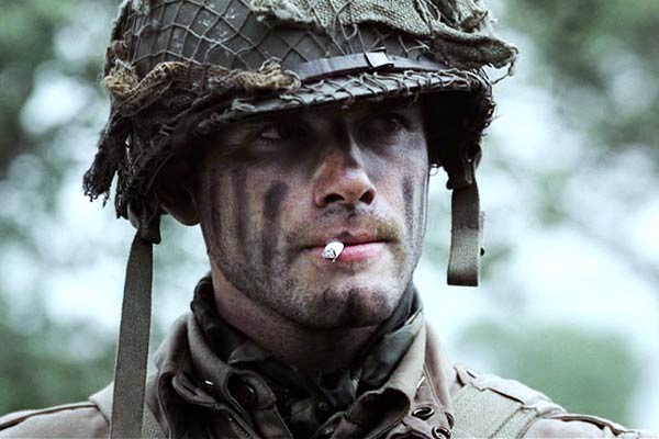 Matthew Settle dans Band of Brothers