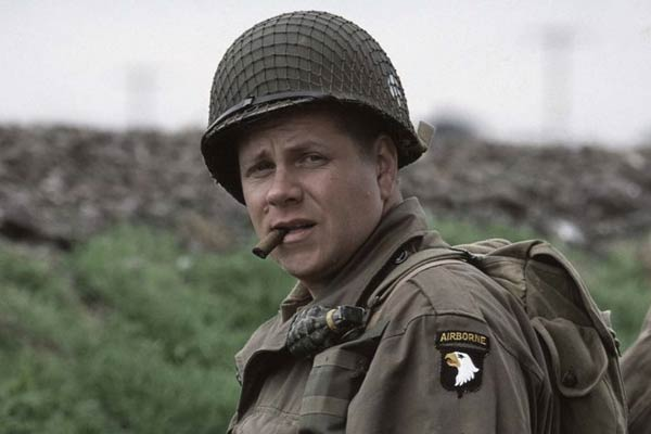 Michael Cudlitz dans Band of Brothers