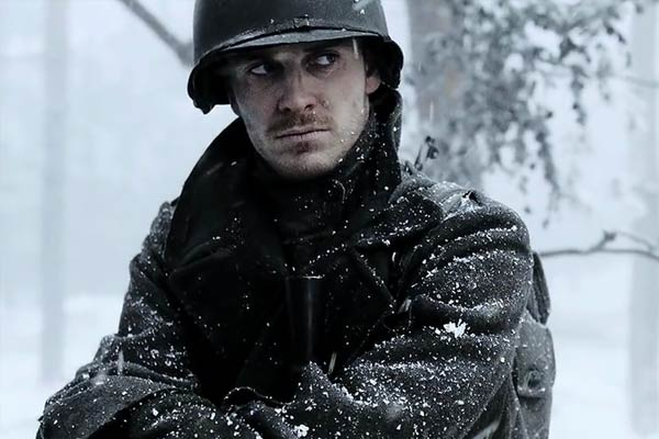 Michael Fassbender dans Band of Brothers