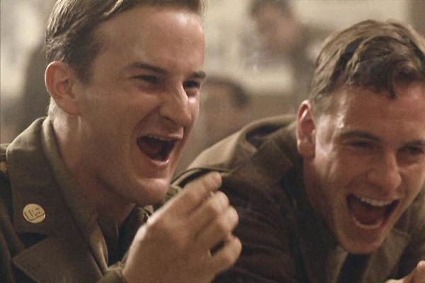 Richard Speight Jr. dans Band of Brothers