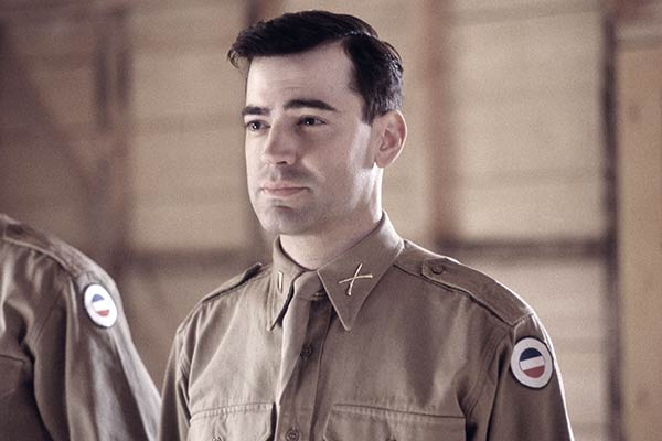 Ron Livingston dans Band of Brothers