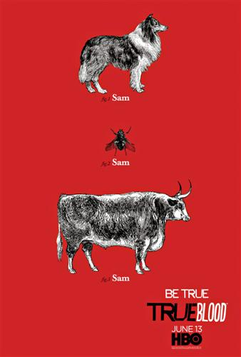 Poster : True Blood Saison 3