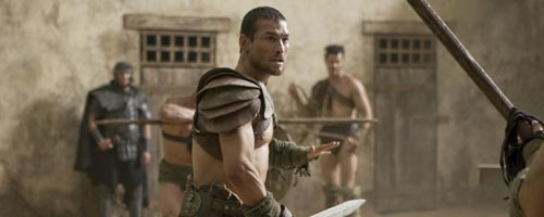 spartacus - Spartacus : Le sang des gladiateurs (Blood and Sand)