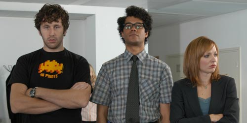 The IT Crowd - Spotted : Richard Ayoade