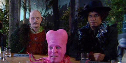 The Mighty Boosh 2 - Spotted : Richard Ayoade
