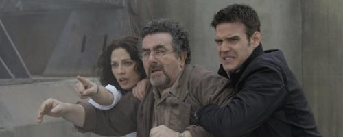 warehouse 13 201 - Warehouse 13 - Time Will Tell (2.01)