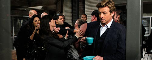 the mentalist saison 3 - The Mentalist : You've been LaRoched (saison 3)
