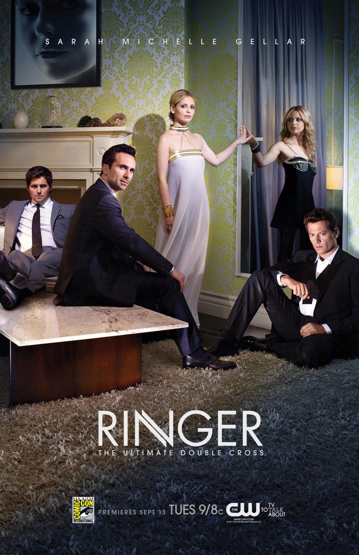 Critictoo Series The CW Ringer 2 - La rentrée s'affiche : retour sur les posters des séries de l'automne 2011