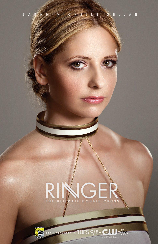 Critictoo Series The CW Ringer 3 - La rentrée s'affiche : retour sur les posters des séries de l'automne 2011
