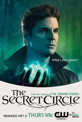 Critictoo Series The CW Secret Circle 9 - La rentrée s'affiche : retour sur les posters des séries de l'automne 2011
