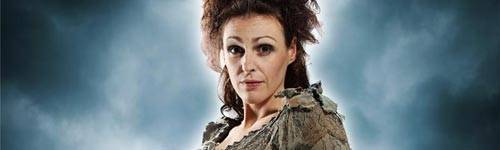 Suranne Jones Doctor Who - Bilan des séries anglaises de 2011