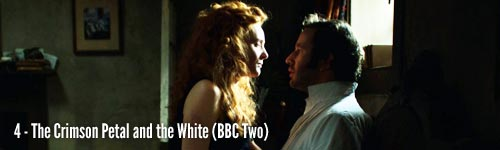 The Crimson Petal and the White BBC Two - Bilan des séries anglaises de 2011