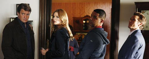 Castle Saison 4 - Castle : Will They Or Won't They ? (Saison 4)