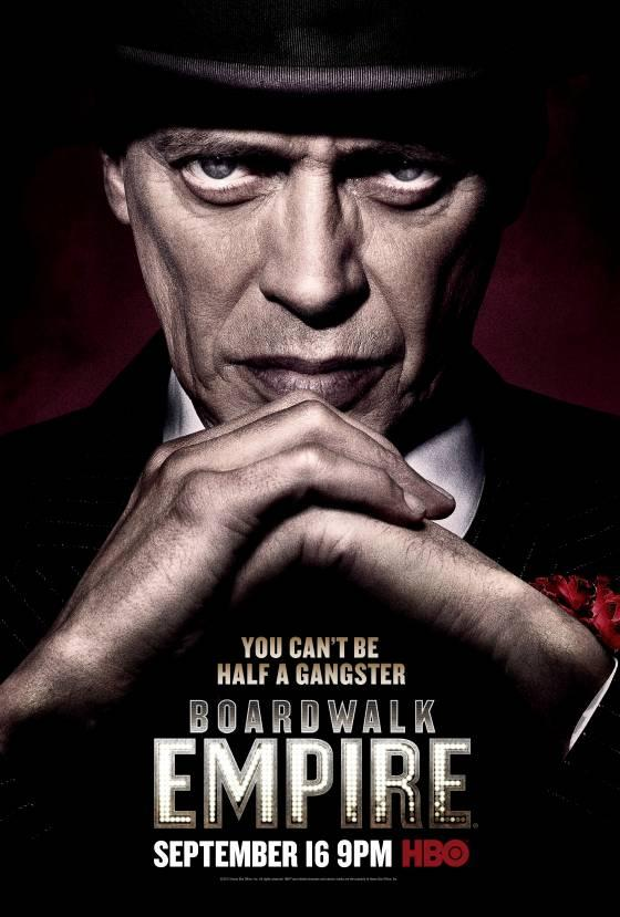 Boardwalk Empire Season 3 Poster - Un affiche pour la saison 3 de Boardwalk Empire (MàJ)