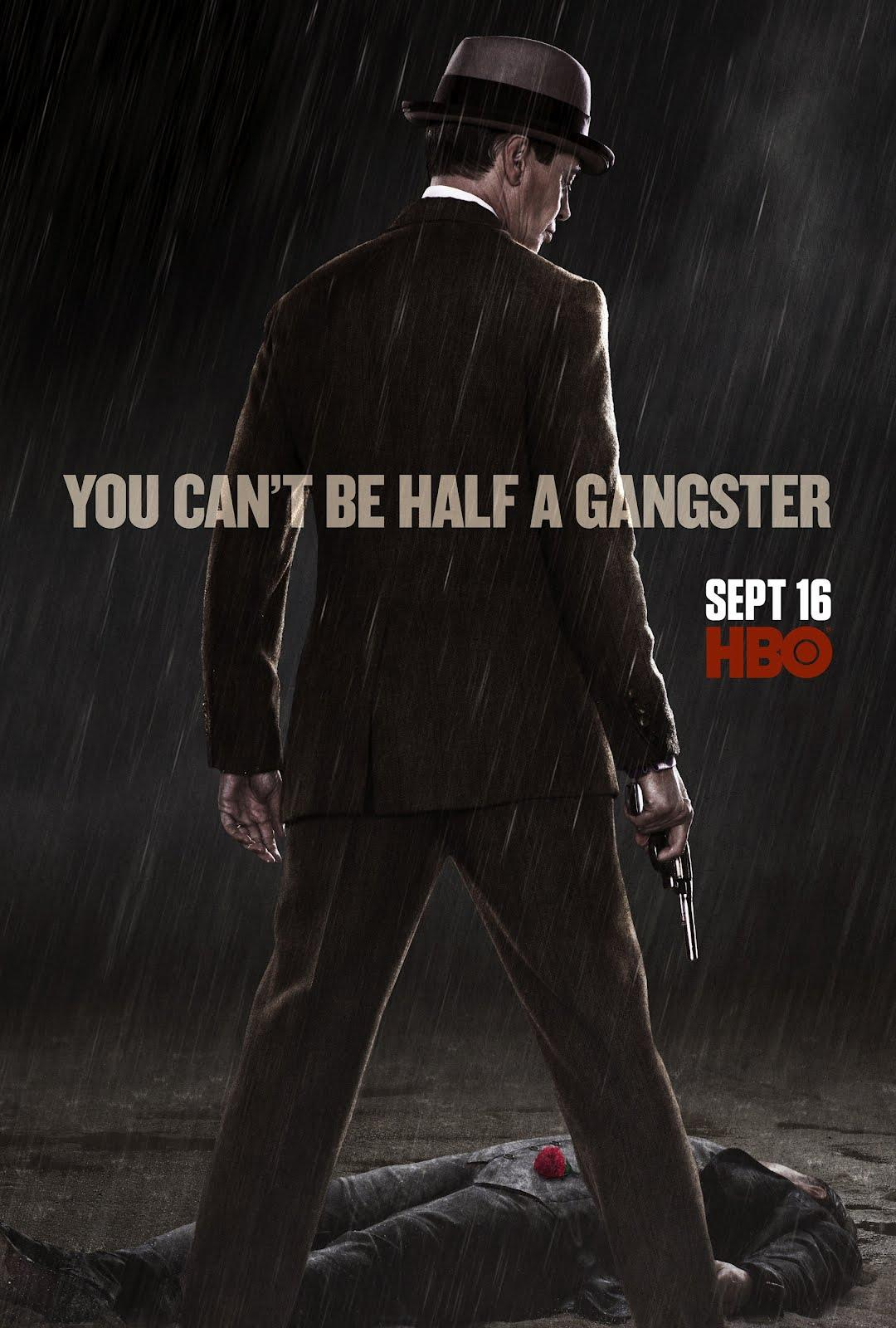 Boardwalk Empire saison 3 - Un affiche pour la saison 3 de Boardwalk Empire (MàJ)