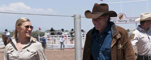 Longmire saison 1 - Longmire : Le vieux shérif du Wyoming (Saison 1)