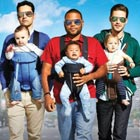guys with kids - NBC commande des épisodes de Guys With Kids