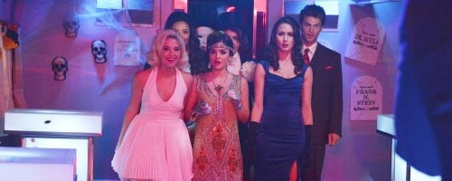 Pretty Little Liars fête Halloween dans  This is a Dark Ride (saison 3, episode 13)