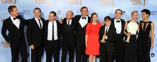 Homeland Golden Globes 2012 - Les nominations aux Golden Globes 2013 : Homeland toujours en tête
