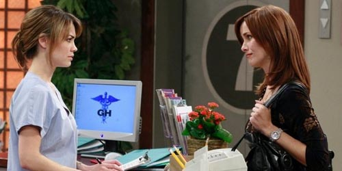 Annie Wersching dans General Hospital