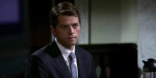 Misha Collins incarne Todd Monroe en 2006 dans Close to Home : Juste cause (There's Something About Martha - 2.08)