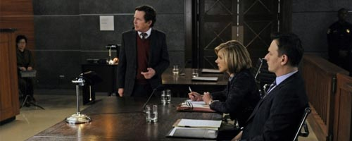 The Good Wife - The Seven Day Rule (4.13)