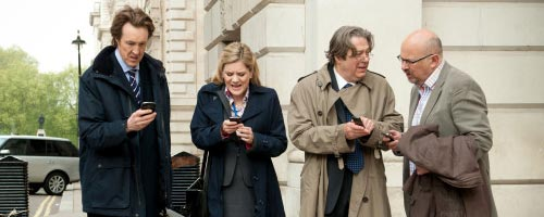 Bilan des séries anglaises de 2012 : The Thick of It (Opposition)