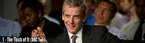 Bilan Anglais 2012 - The Thick of-It