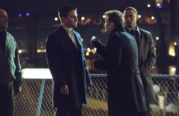 arrow saison 1 episode 12 vertigo - Arrow - Vertigo (1.12)