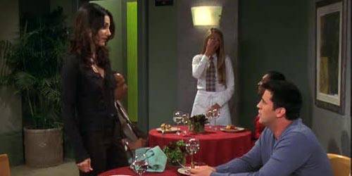 Annie Parisse dans Friends