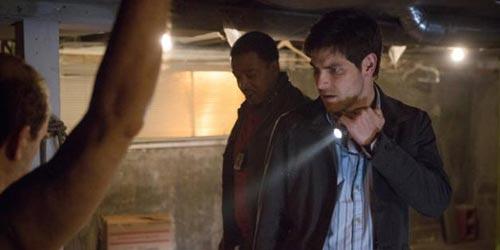 David incarne Nick Burkhardt dans Grimm sur NBC