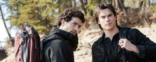 The Vampire Diaries - Into the Wild (4.13)