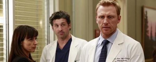 Grey's Anatomy - Hard Bargain (9.15)